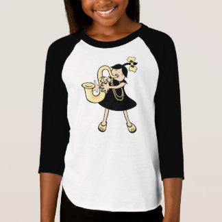 T-shirt bébé de saxo
