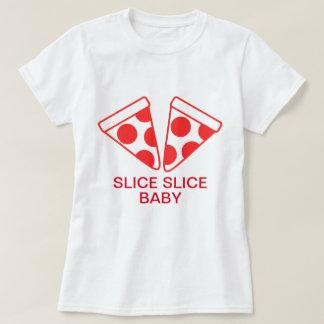 T-shirt Bébé de tranche de tranche