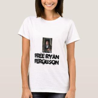 T-shirt Bébé libre de Ryan Ferguson - pièce en t de poupée