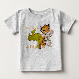 T-Shirt bébé Petit tigre