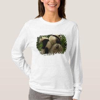 T-shirt Bébés de panda géant (melanoleuca d'Ailuropoda) 4