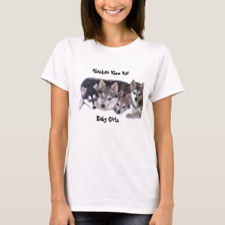 T-shirt Bébés, Klee d'Alaska Kai
