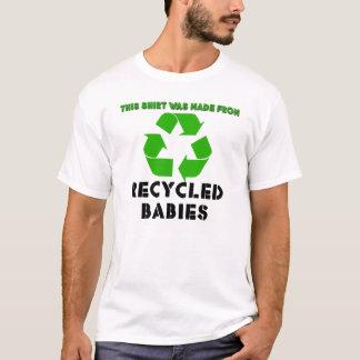 T-shirt Bébés réutilisés