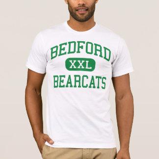 T-shirt Bedford - Bearcats - lycée - Bedford Ohio
