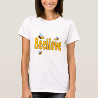 T-shirt Beelieve