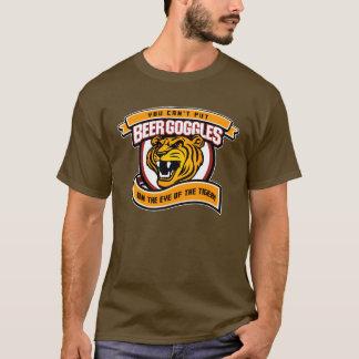 T-shirt Beergoggles, pas sur ce tigre