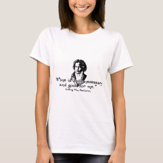 T-shirt Beethoven - S