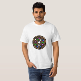 T-shirt Beignet de chocolat