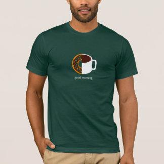 T-shirt Beignets et café
