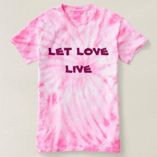 T-shirt bel habillement lumineux avec un sens particulier