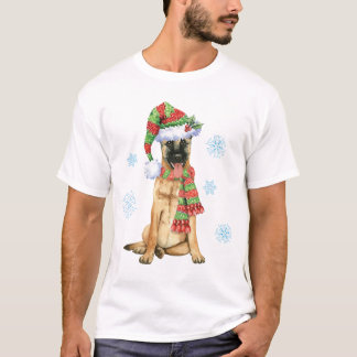 T-shirt Belge heureux Malinois de Howlidays