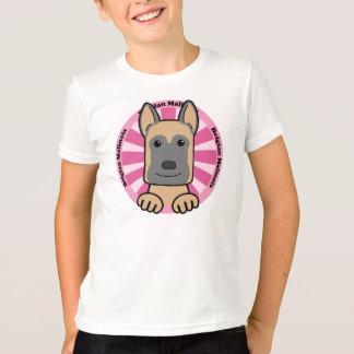 T-shirt Belge Malinois