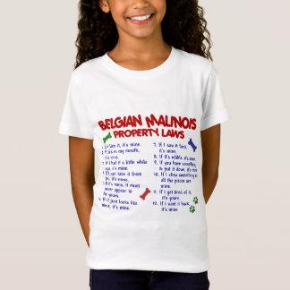 T-Shirt BELGE MALINOIS PL2