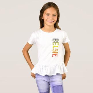 T-shirt Belgie