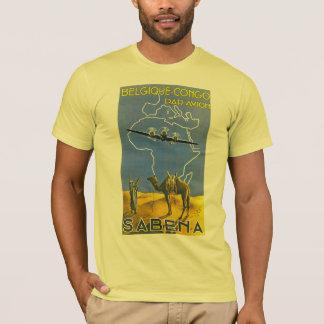 T-shirt ~ Belgique Congo de Sabena