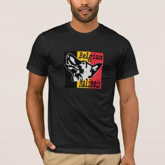 T-shirt belgique malinois
