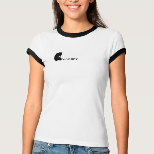 T-shirt Believe in yourself pour femme