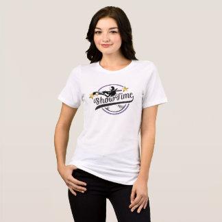 T-shirt Bella des femmes+T-shirt du Jersey d'ajustement