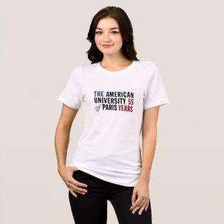 T-shirt Bella des femmes+T-shirt du Jersey de toile