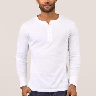 T-shirt Bella des hommes+Chemise de douille de Henley de