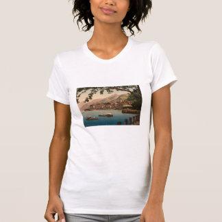 T-shirt Bellagio I, lac Como, Lombardie, Italie