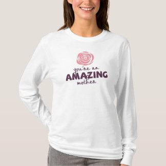 T-shirt Belle chemise extraordinaire de douille du jour de