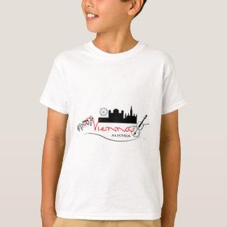 T-shirt Belle Vienne, Autriche