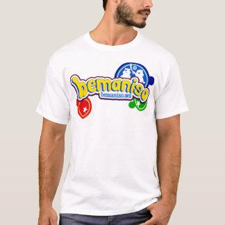 T-shirt bemaniso de pop'n par pyorin