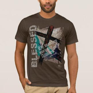 T-shirt Béni - 10h29 chrétien de John d'écriture sainte de