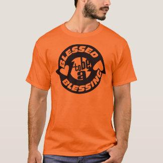 T-shirt Béni pour être une bénédiction