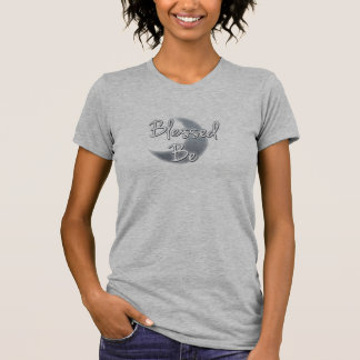 T-shirt Béni soyez chemise de croissant de lune