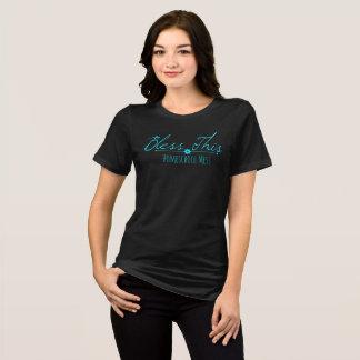 T-shirt Bénissez ce désordre de Homeschool