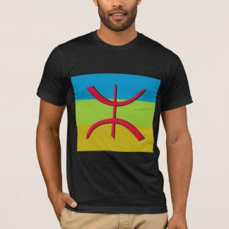 T-shirt Berbere de Drapeau