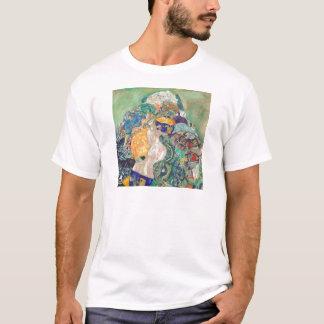 T-shirt Berceau de bébé de Gustav Klimt