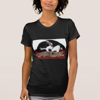 T-shirt Berceuse Berner et lapin