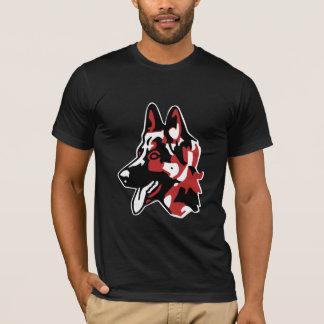 t-shirt berger allemand