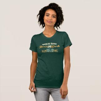 T-shirt Berger australien - cru