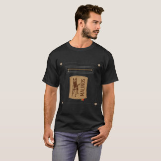 T-shirt Berger belge - Malinois