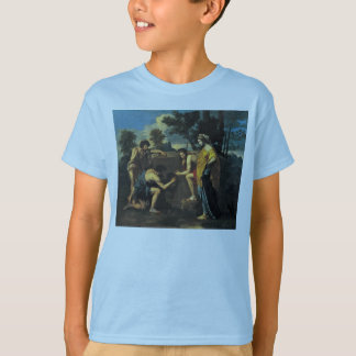 T-shirt Bergers dans l'Arcadie (et dans l'amour-propre