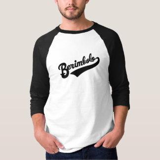 T-shirt Berimbolo   3/4 pièce en t de Ranglan