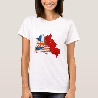 T-shirt Berlin occupé