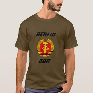 T-shirt Berlin, RDA, Berlin, Allemagne