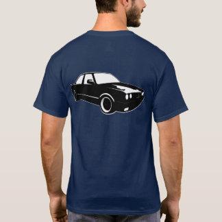 T-shirt Berline et insigne de BMW E30