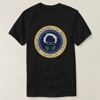 T-shirt Bernie est mon président