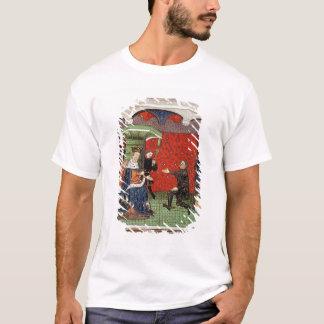 T-shirt Bertrand du Guesclin avant Charles V