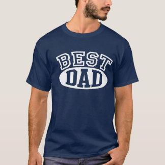 T-shirt BEST DAD tee-shirt