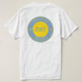 T-shirt Bêta insigne de Tau | de Zeta