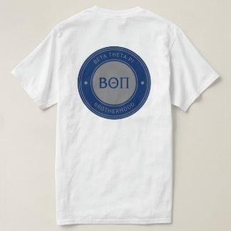 T-shirt Bêta insigne du thêta pi |