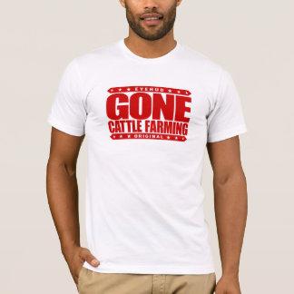 T-shirt BÉTAIL ALLÉS CULTIVANT - vaches saines, pâturages
