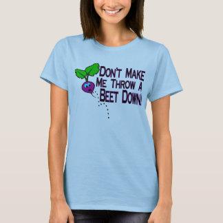 T-shirt Betterave vers le bas